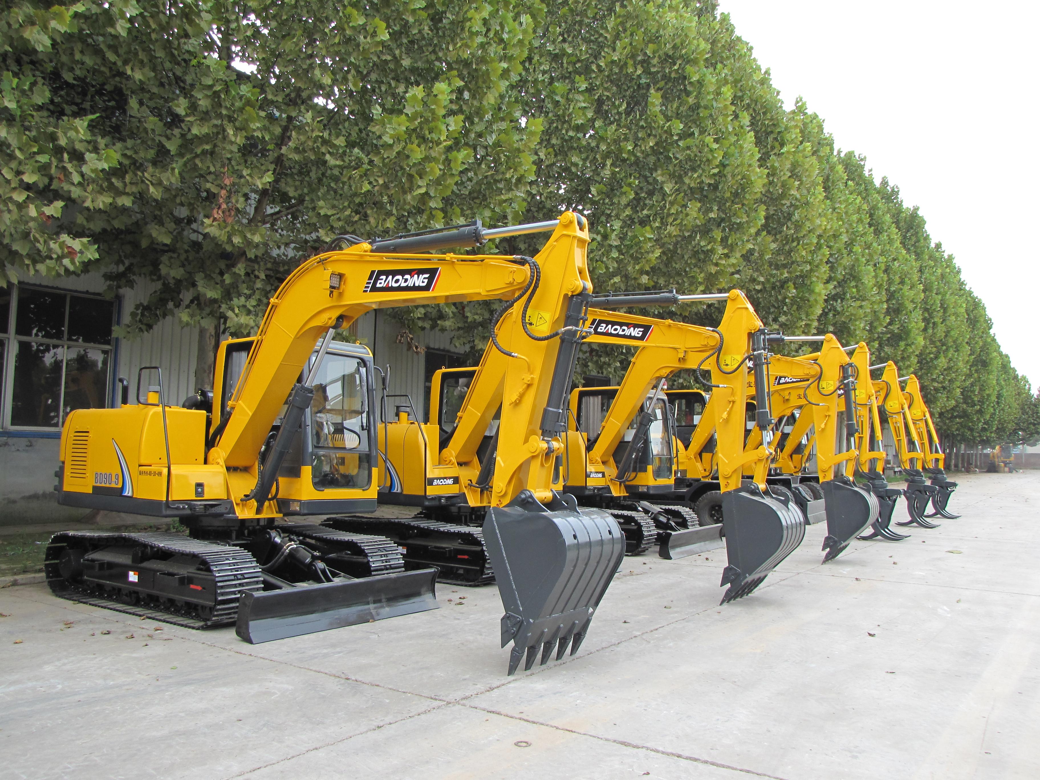 Dezhou Baoding Hydraulic Machinery Co., Ltd. Main Image