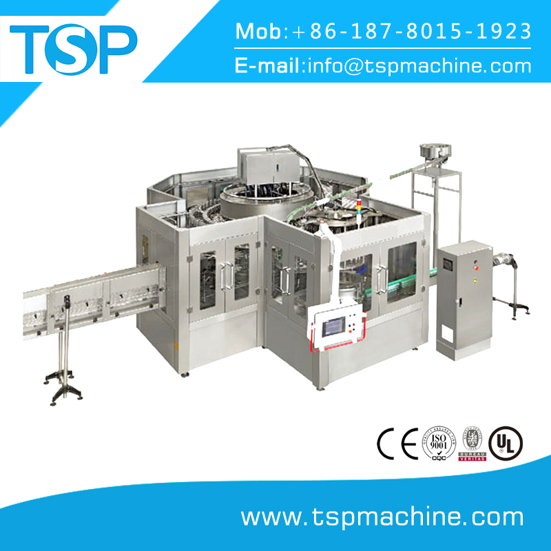 TSP Packaging Machinery Co., Ltd Main Image
