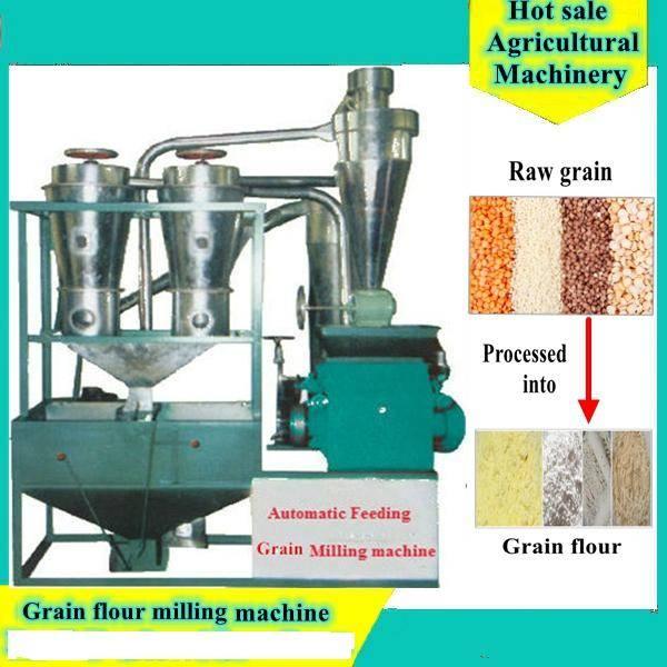 maize corn flour mill machine