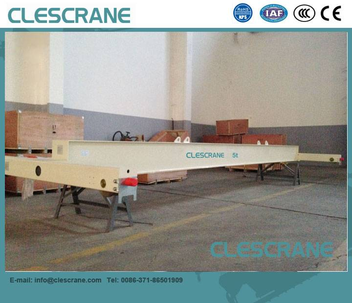 LDH Series european single girder overhead bridge crane 1ton - 20ton $1100-$8500