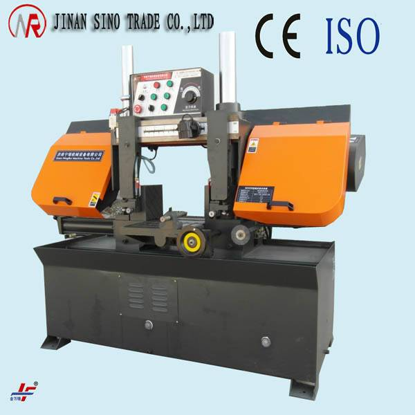 GZ-4230 horizontal press band cutter band saw for cutter portable sawmill for sale