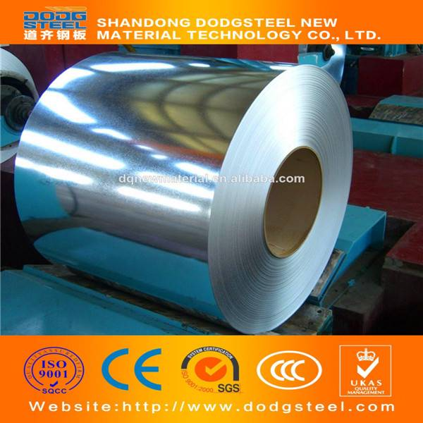 Galvanized Surface Treatment and Steel Coil Type Prepainted aluzinc steel coil