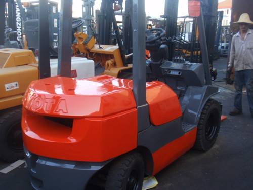 used lift truck toyota 3t