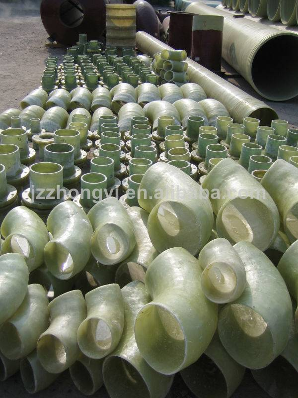 FRP VARIOUS FITTINGS FOR PIPE