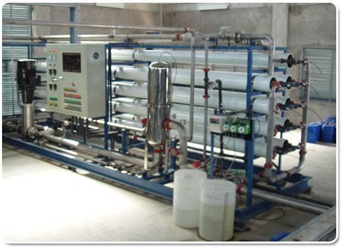 Seawater desalination equipment 100T/H