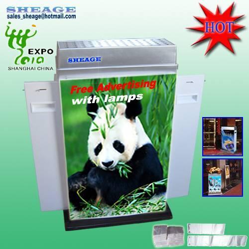 Umbrella Packing Machine, Umbrell Bag Dispenser, Umbrella Wrapping Machine, Dispenser, SHE-E231