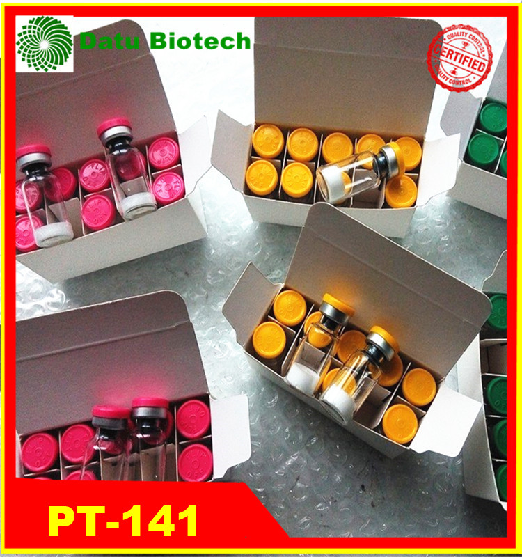 99% Purity PT-141 Peptide Powder Bremelanotide/pt141/pt 141 10mg For Sale