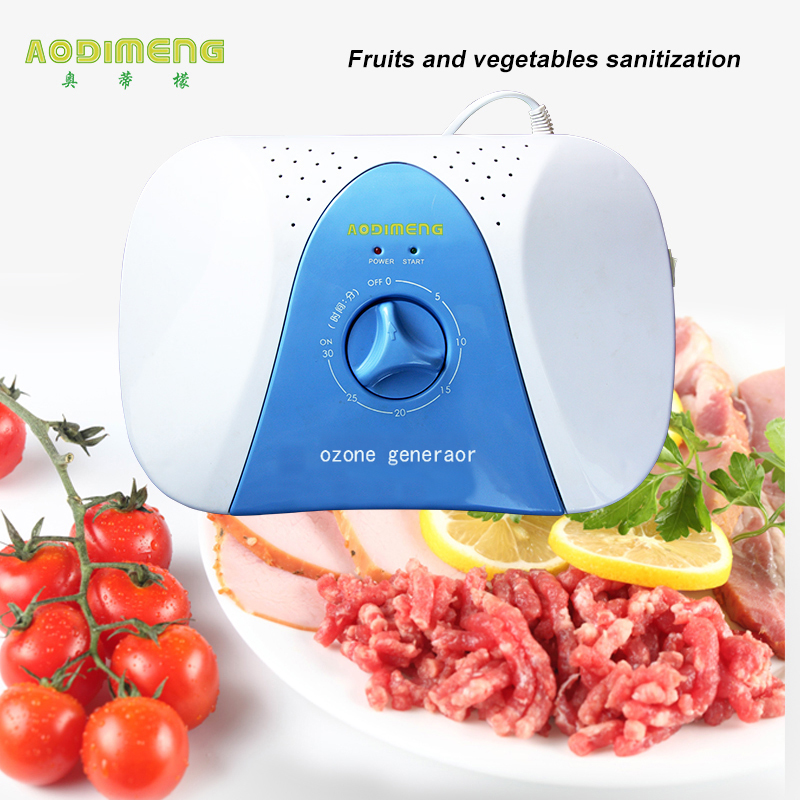 food deodorizers Vegetable Washers with Anion air purifier