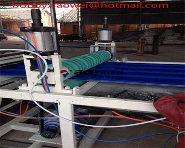 920mm PVC tile making machine