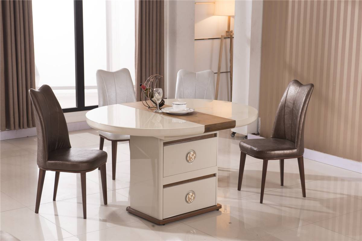 2015 home furniture new product dining table