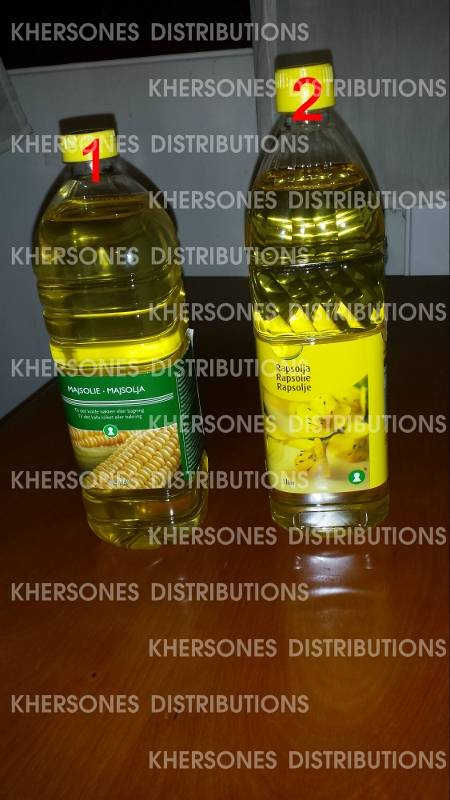 Sunflower oil selling