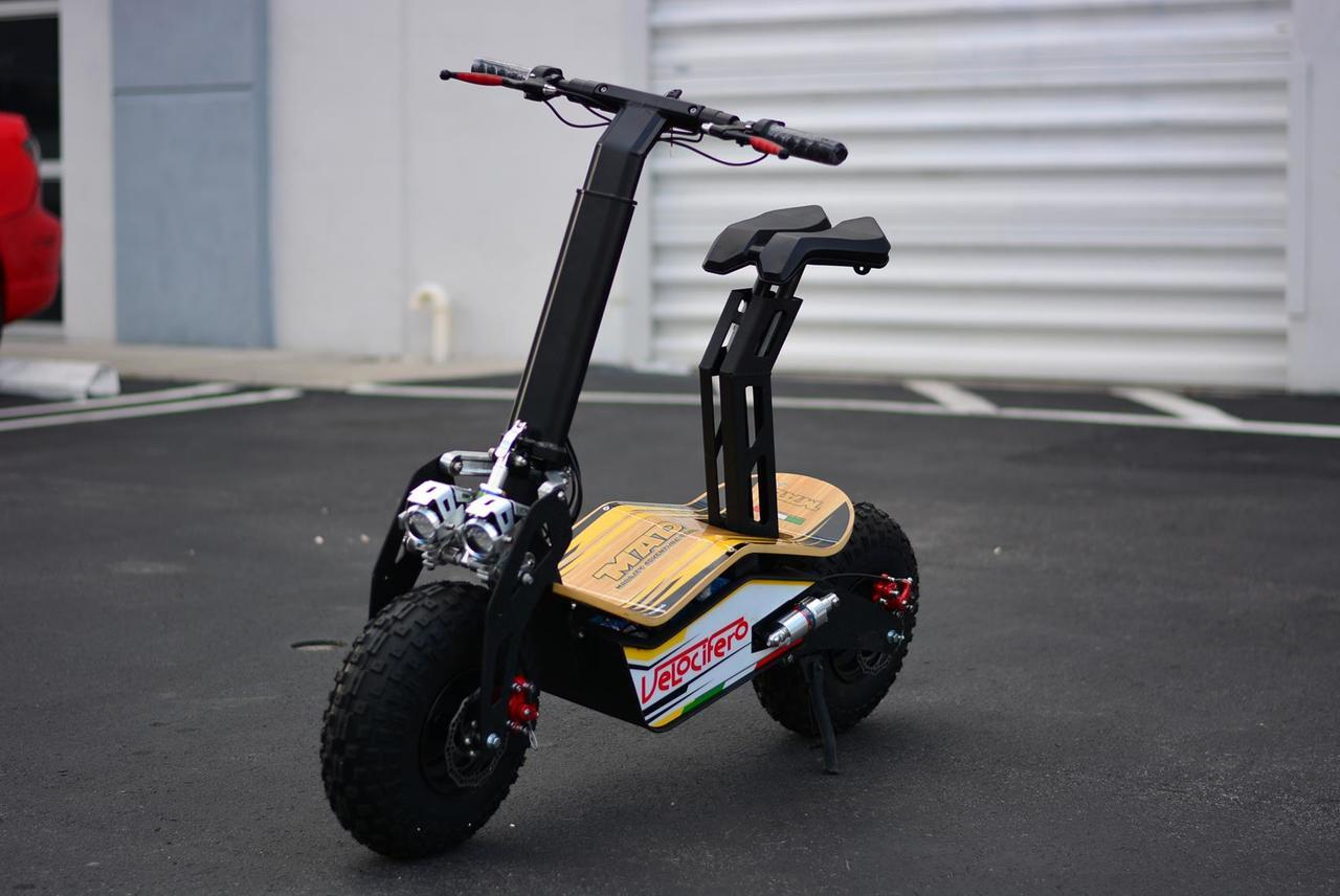 MAD SCOOTER 2000W 48V LITHIUM