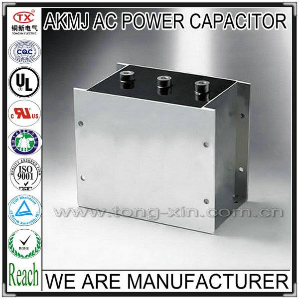 4.2014 Hot Sale Shipment Timely and Long Lifetime AKMJ AC Filter Capacitor
