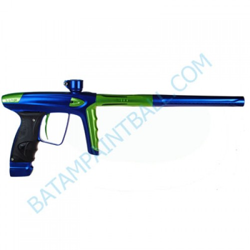New DLX LUXE ICE Paintball Marker Gun - Dust Blue Dust Slime