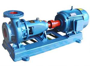 IS/IR Single-stage End-suction Centrifugal Pump