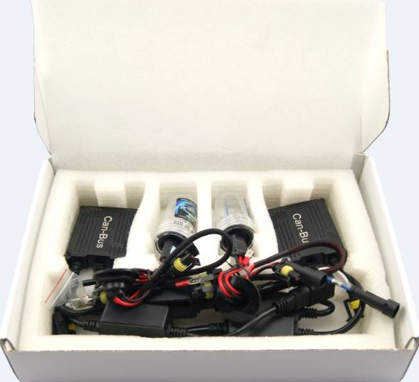 Stable Performance 35w Slim Canbus Hid Ballast Kit