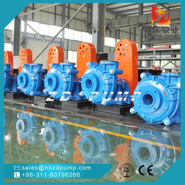 slurry pump for power plant