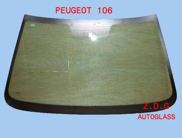 Manufacturers selling auto front glass
