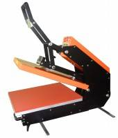 Auto Open Heat Press Machine with Slide Out Press Bed