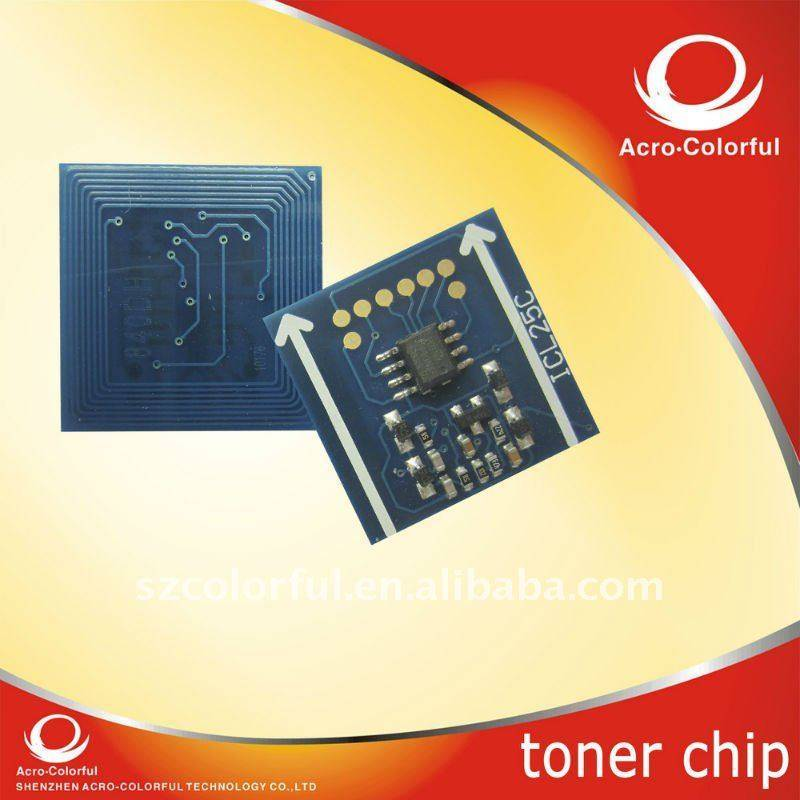 toner chip for Lexmark W840 ,100% compatible , defective rate less than 0.3%