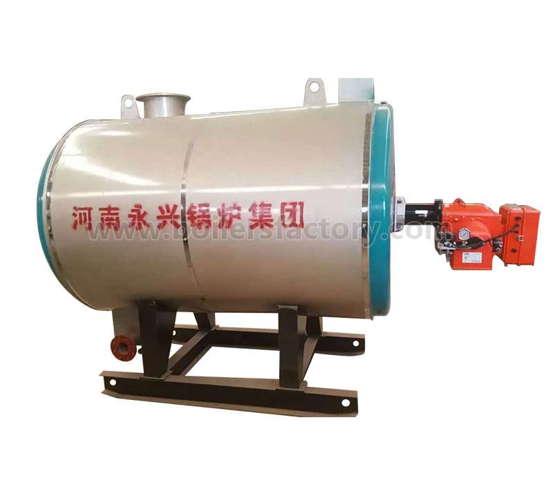 YY(Q)W Horizontal Oil / Gas Boiler