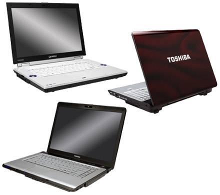Toshiba Qosmio G45-AV680 17 inch T7300 320GB Webcam HD 4GB
