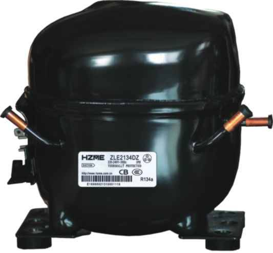 CE CB approved refrigeration compressors LBP, MBP MHBP for commercial refrigerators and freezers