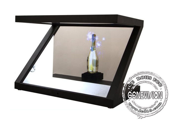 3D Holographic Showcase , Holographic Projector for Product Promotion
