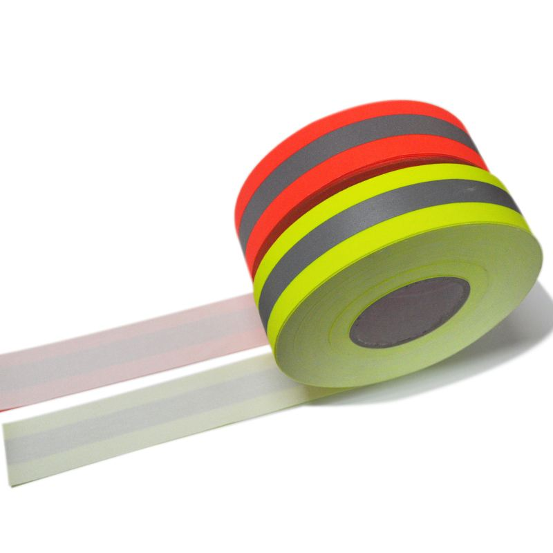 Colored High Reflective Flame Retardant Tape