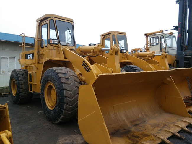 966F 950 960 used caterpillar wheel loader for hot sale
