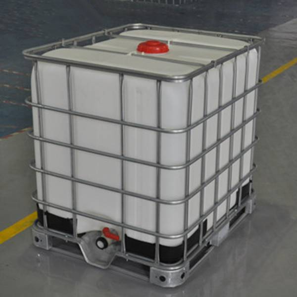 IBC tank, Plastic chemical tanks