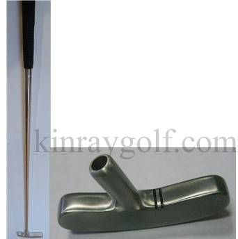 two way metal golf putter