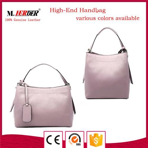 High quality women leather handbag MD9051