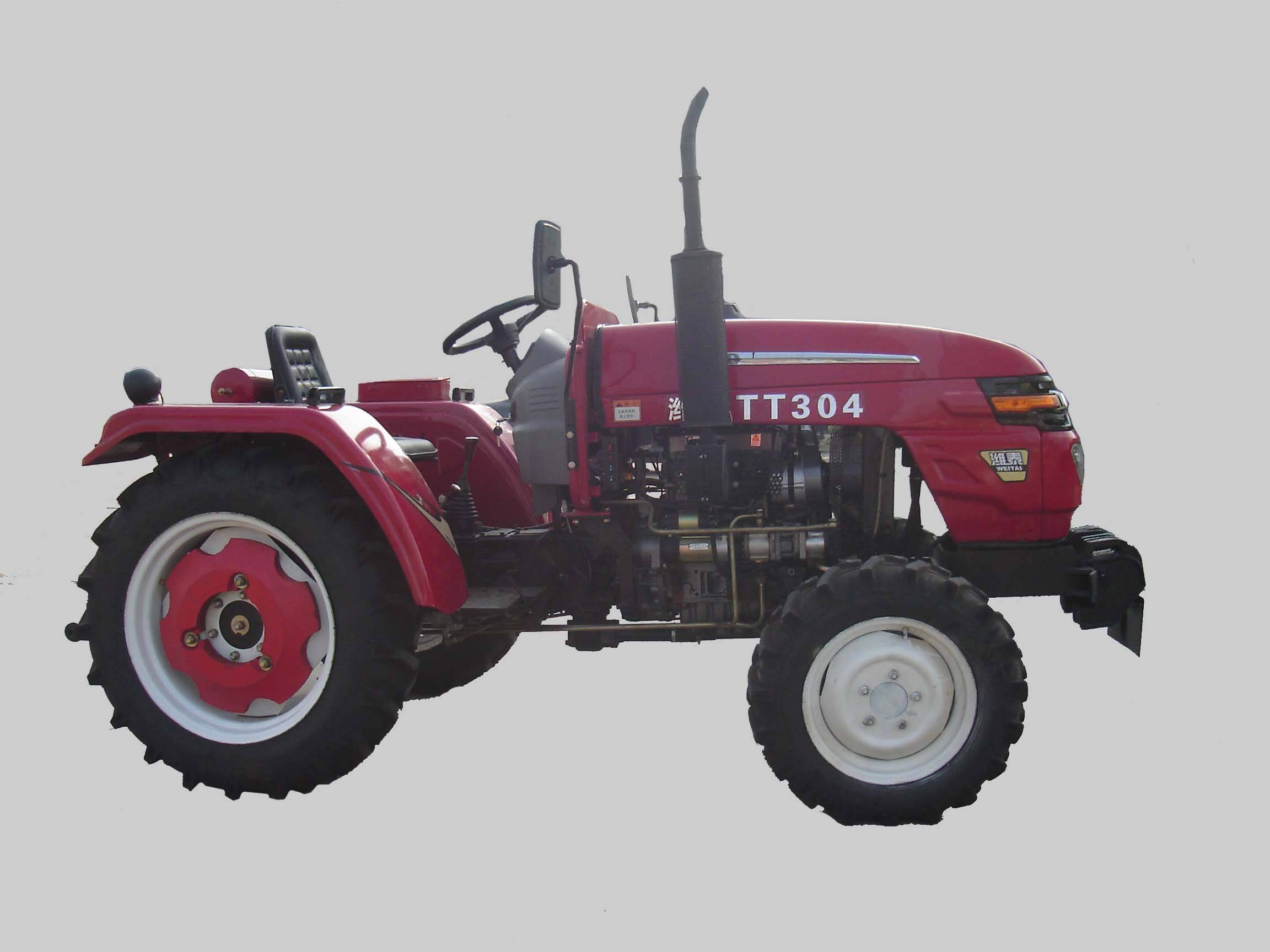 New 30HP 4WD small farm tractor