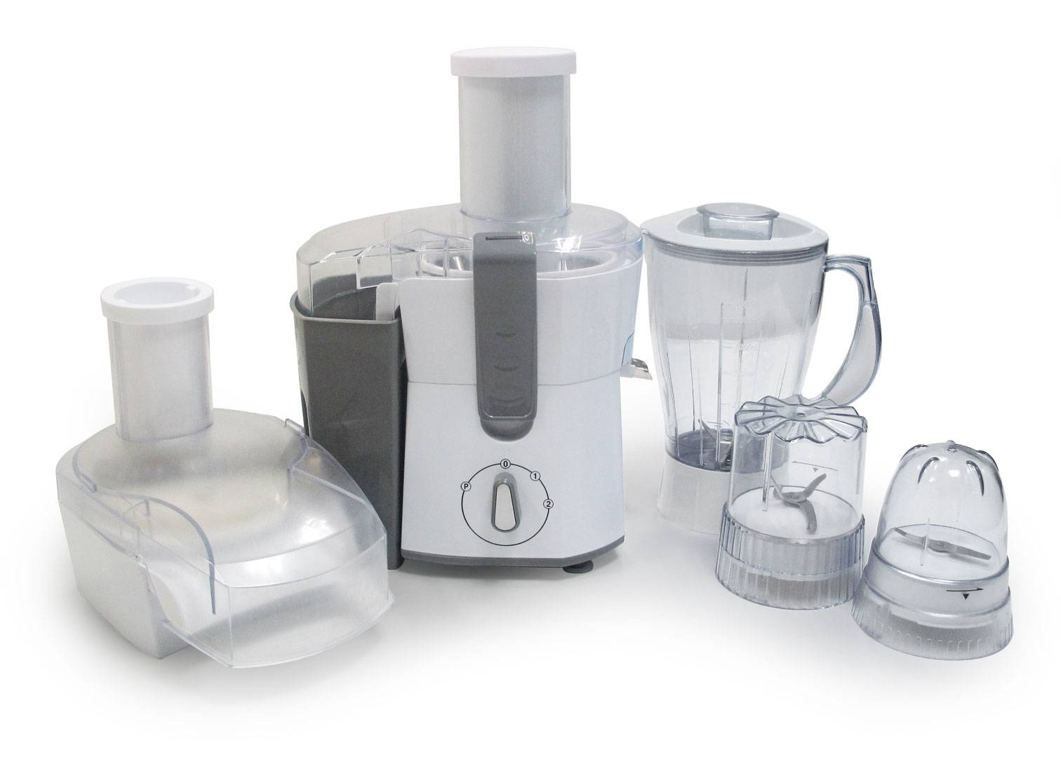 JE900 2 Speeds Classic Power Juicer