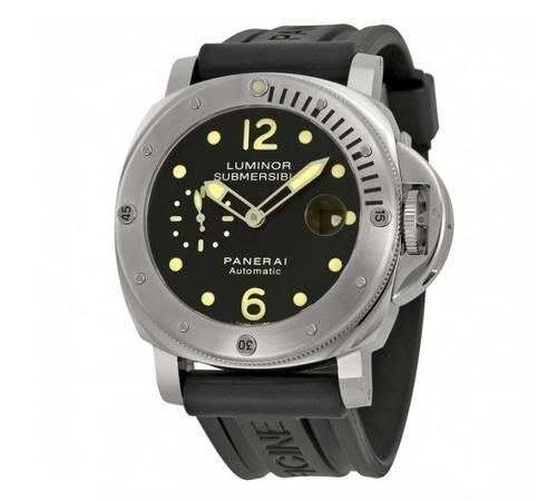 Discount mens watches Panerai Luminor Submersible Men's Watch