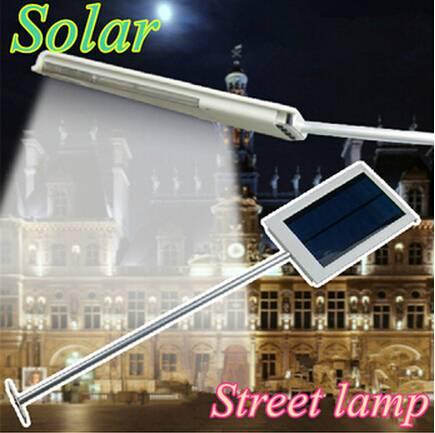 Solar Sensor Lighting Solar Lamp Powered Panel LED Street Light Outdoor Path Wall Emergency Lamp Sec