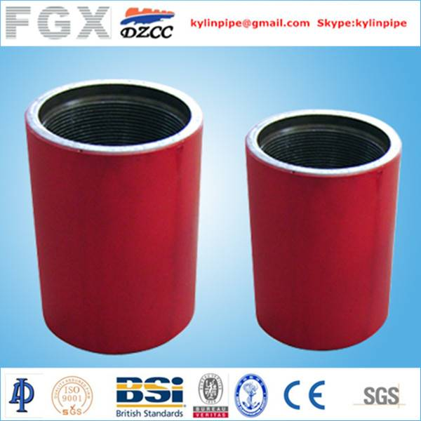 OCTG casing coupling