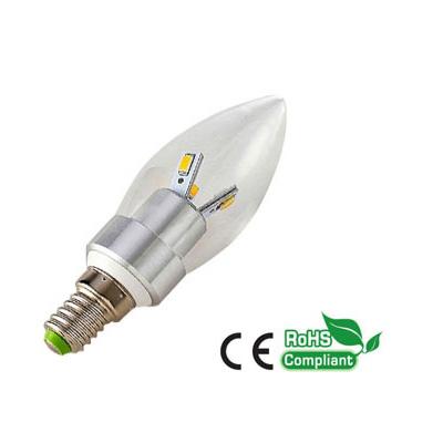 LED Candle Lamp 3W E14 LED spot light