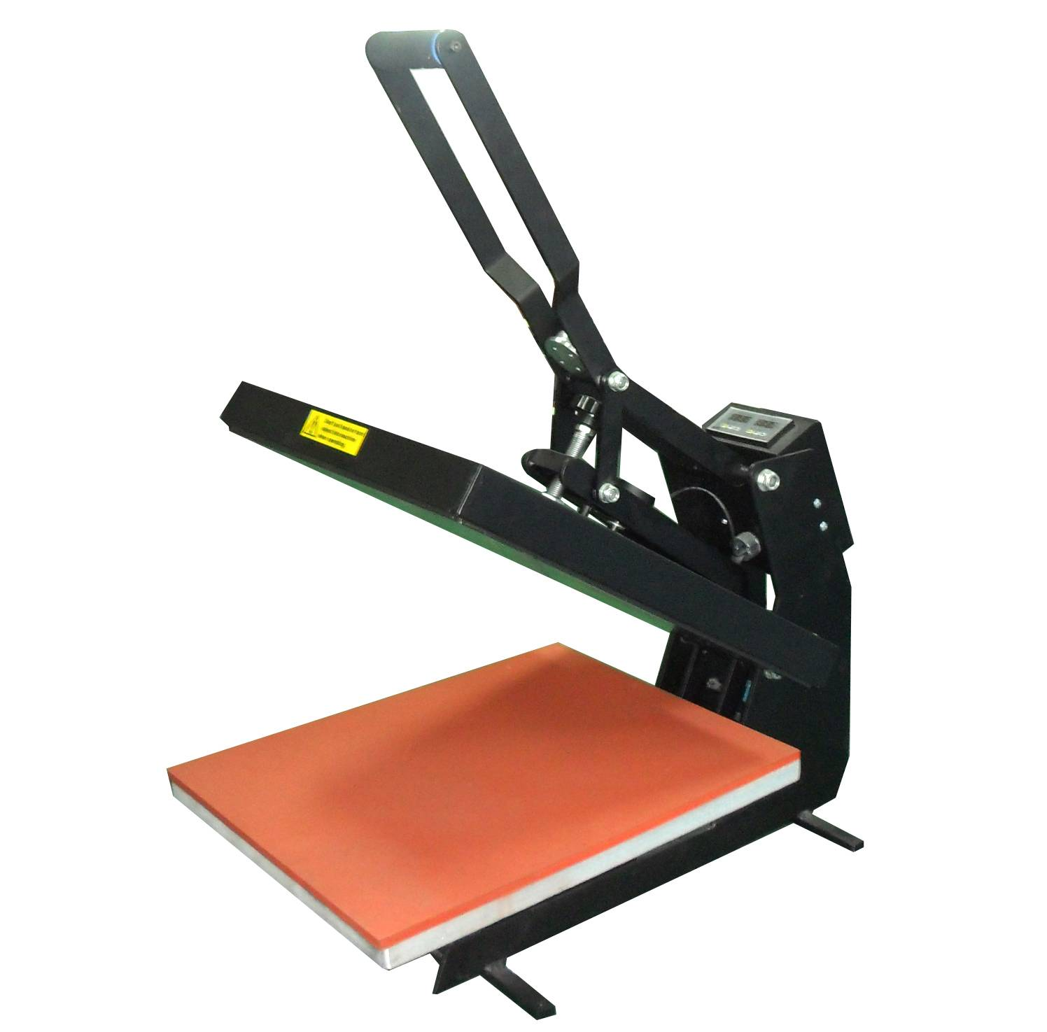 Seni-automatic T-shirt Heat press Transfer machine