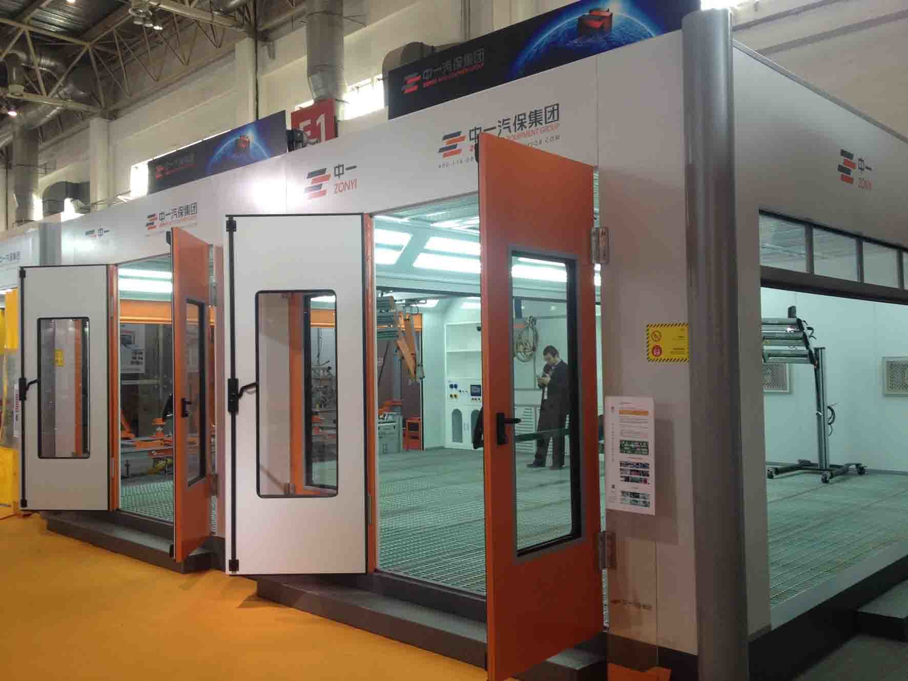 zd-c900 spray painting booth high quality