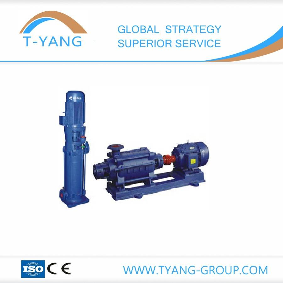 DL,DLR and TSWA Vertical and Horizontal Multistage Centrifugal Pump