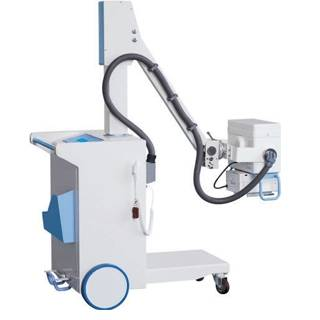 100mA medical x ray equipment For Sale | mobile x ray machine price (PLX101D)