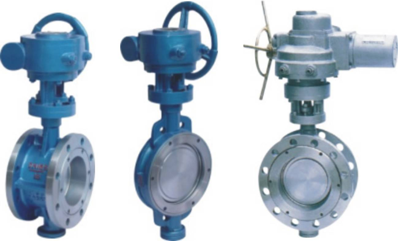Flange and Wafer Type Butterfly Valve/s