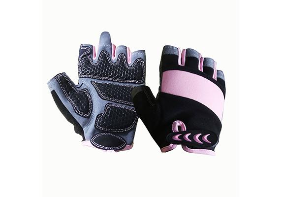 Fingerless Mechanic Safety Work Gloves/MSG-004