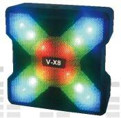 mini LED bluetooth speaker X8