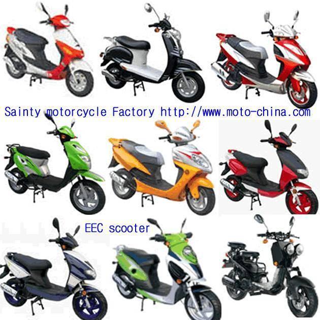 EEC go scooter