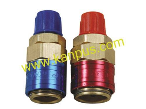 Quick Coupler for refrigeration and air conditioning (HVAC/R spare parts, tool)