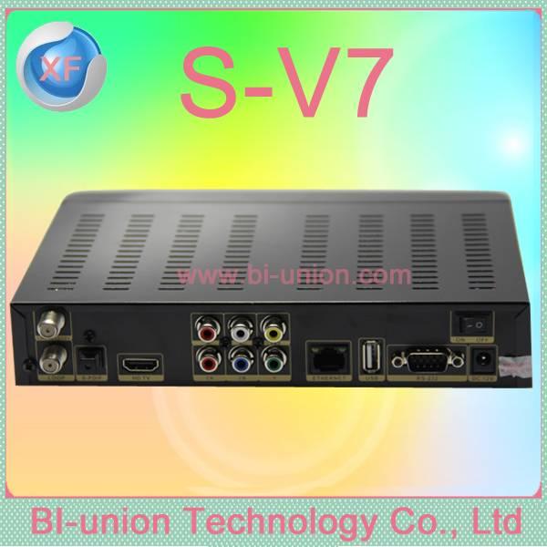 SKYBOX V7,S V7,S-V7, Digital Satellite Receiver, WEB TV, HD Receiver CCcam NEWcam
