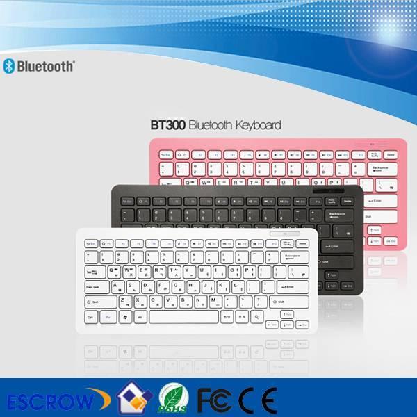 ultra thin bluetooth keyboard